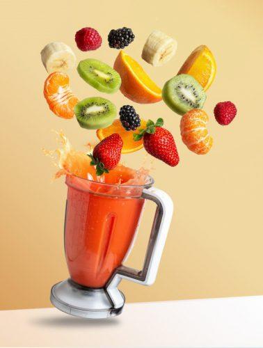 آب میوه ها چگونه شیرین می شوند؟