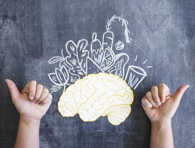 اثرات خوردن میوه و سبزیجات بر ذهن