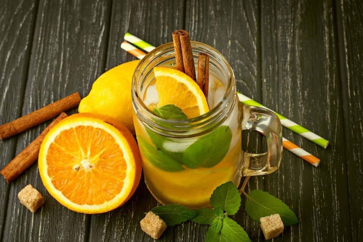 دستورالعمل تهیه شربت بهار نارنج  یک معجون تابستانی شگفت انگیز