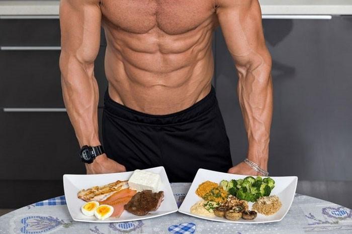 انتخاب بهترین برنامه غذایی برای عضله سازی نوجوانان